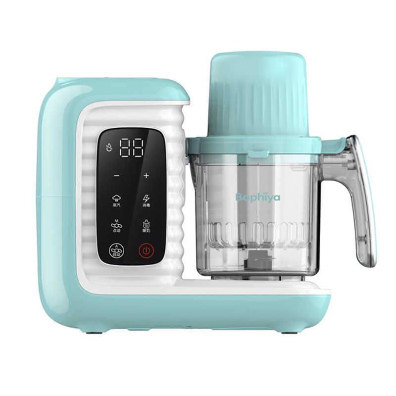 Baby Feeding Food Maker Children Milk Warm Baby Food Cooking Blenders New Smart Infant Multi-function Baby Food Processor