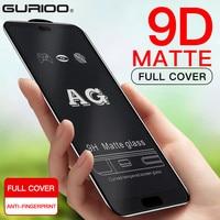 9D completa Mate templado de vidrio para Huawei Nova 2i Lite 3 3i 4 4E 5 5i 5T Pro 6 6SE 7 7i 7SE Mate 10 20 Pro 20X 30 Lite pantalla película