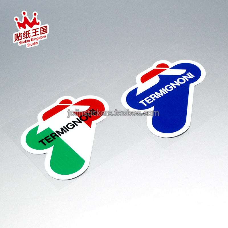 For  Termignoni  Motor Bike Motorcycle Reflective Stickers Waterproof Decal PVC 03
