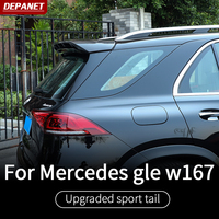 Spoiler For Mercedes gle w167 gle x167 gle 2020 gle 350/amg 450 500e exterior decoration accessories