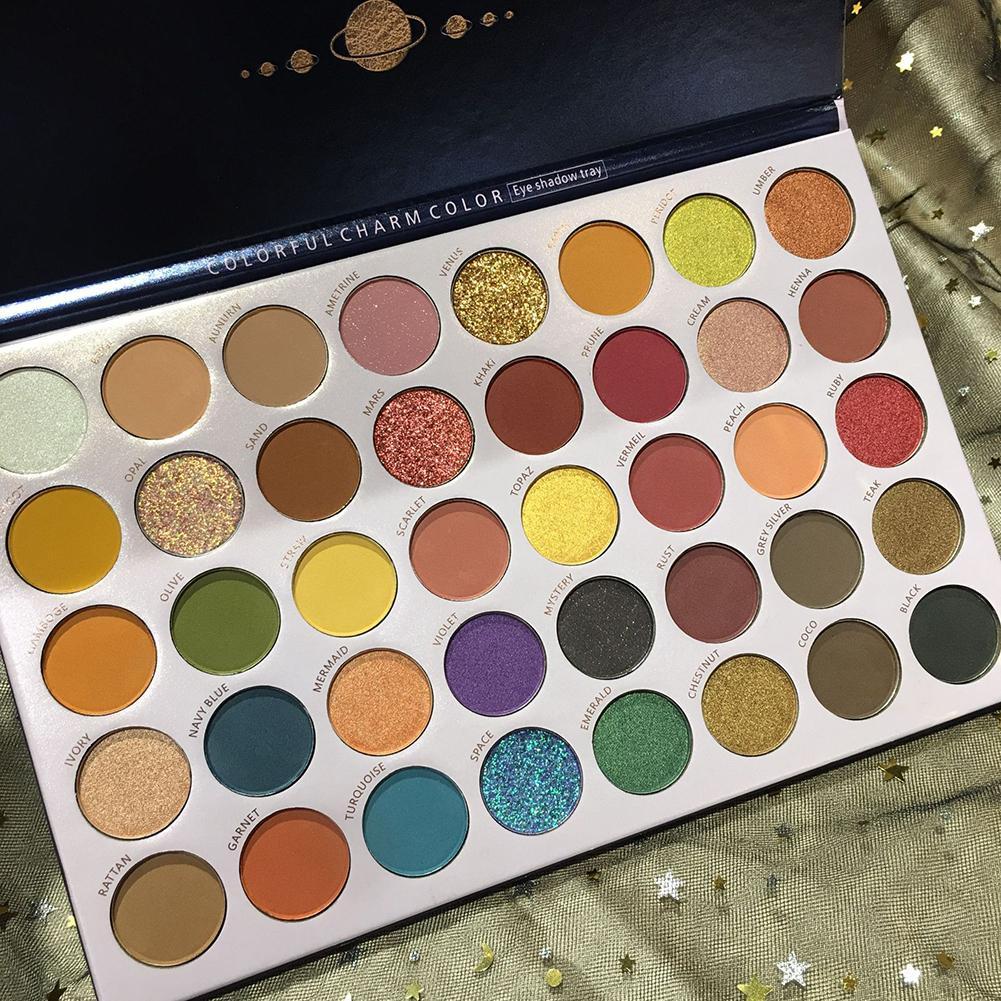 arco iris alta pigmento maquiagem paleta natal presente festa suprimentos 05