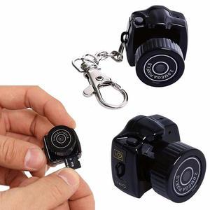 2020 HOT! Y2000 Mini Camera Camcorder HD 1080P Micro DVR Camcorder Portable Webcam Recorder Camera(Battery)