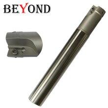 цена на BAP300R C16-16-120-2T,Right angle 90 degree milling cutter arbor Fraise en bout for APMT1135 carbide inserts 2 flute