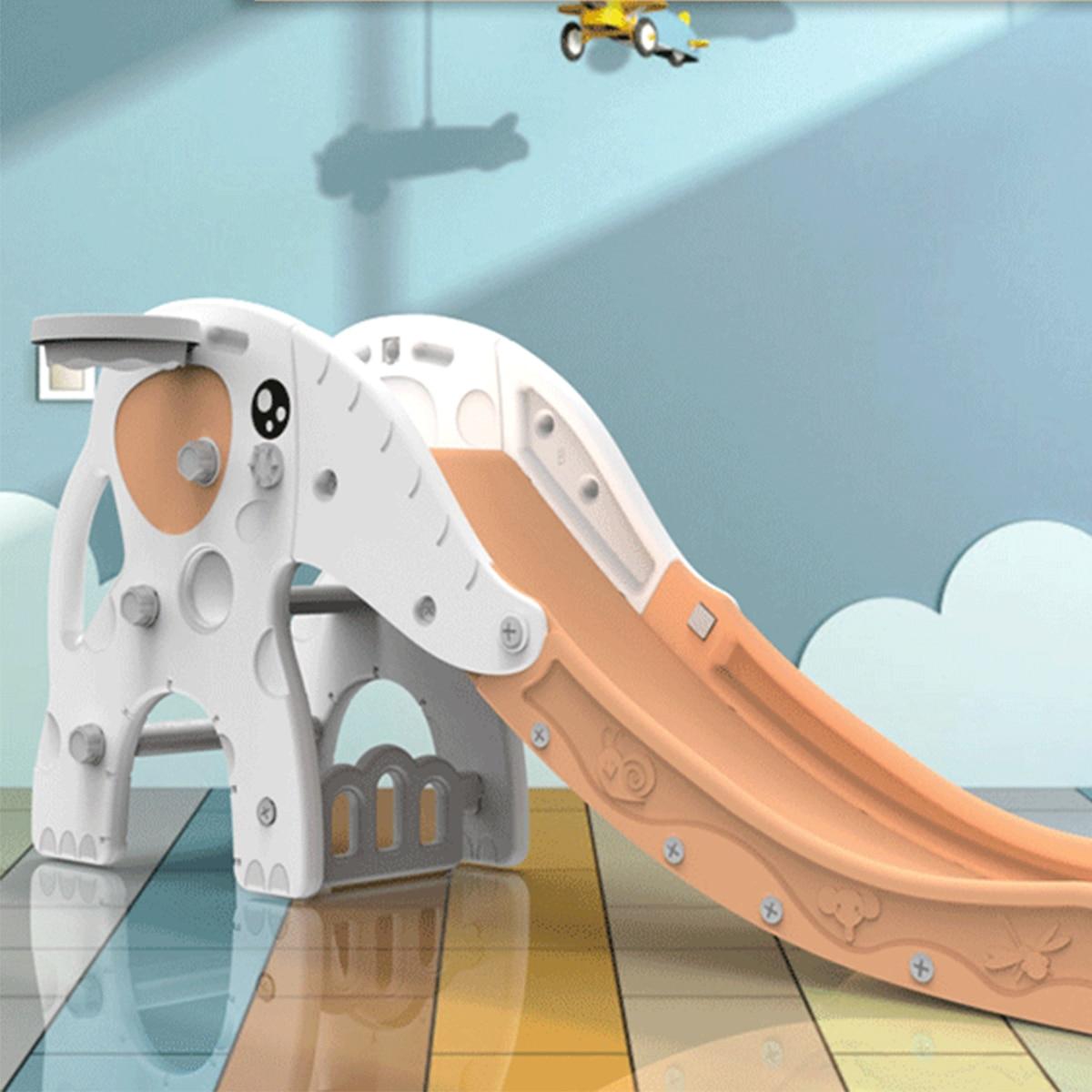 2020 Children Slide Children's  Indoor Kindergarten Baby Home Playground Small Child Slide Widening Lengthening, Birthday Toys