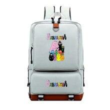 Рюкзак для ноутбука с принтом barbapapa 156 дюйма Противоугонный