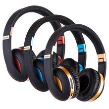 LEORY MH4 USB + bluetooth5.0 ไร้สาย 2.4GHz หูฟังตัดเสียงรบกวนรอบทิศทางชุดหูฟังสเตอริโอพร้อมไมโครโฟนสำหรับ PS4