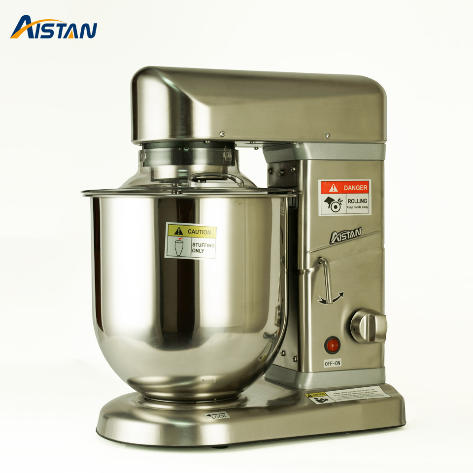 Ast B10s Electric Stand Mixer For Kitchen Planetary Food Mixer With Cover Dough Hook Flat Beater Wire Whip 5 7 10 Liters S Steel Food Mixers Aliexpress