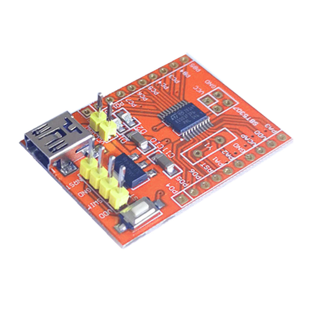 Taidacent Mini USB 20PIN SWIM Debug Minimum System Electronic Development Board STM8 STM8S STM8S003F3P6