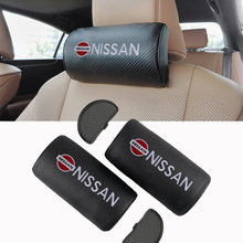 Pillows Travel-Rest-Cushion Exterior-Accessories Nissan Headrest Neck-Support Auto-Seat
