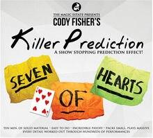 Previsão assassino por cody fisher truques de magia