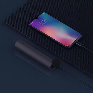 Image 5 - Xiaomi cargador portátil Mini ZMI LPB02, 5000mAh, con linterna LED, 18w, QC3.0, carga rápida de Xiaomi, sistema ecológico para Iphone 8 X