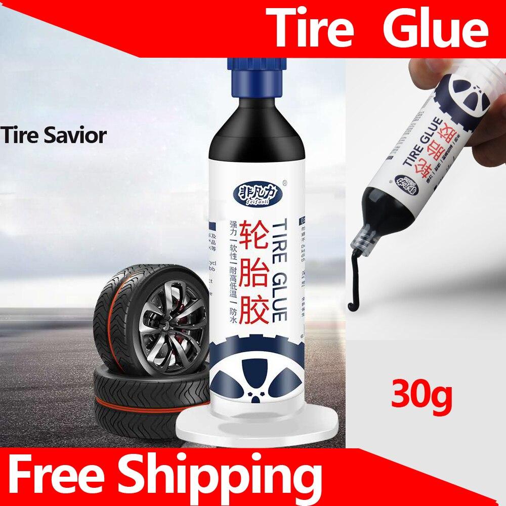 Для Ремонта Шин сильный клей, а так же 30 г, шины для легковых автомобилей верхняя Резиновая деталь для ремонта специальный клей для ремонта ш...