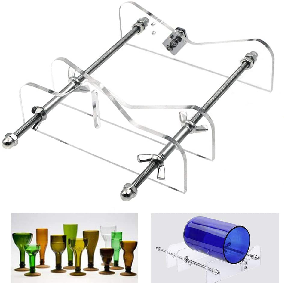 Glass Bottle Cutter DIY Tools Professional Bottles Cutting Gadget Beer Bottles Cutting Wine Cup cut(China)
