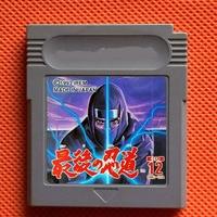8bit game card : Saigo no Nindou Ninja Spirit ( Japan Version!! )