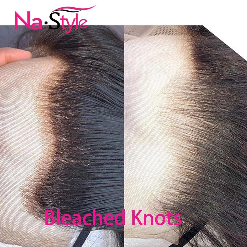 hd transparente invisivel peruca 360 perucas de 02