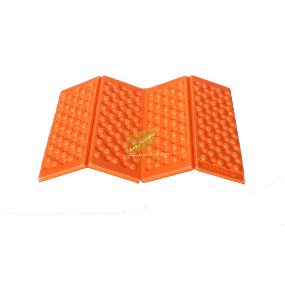 Home Outdoor Travel Chair Folding Cushion Portable Camping Pad Ultralight Waterproof XPE Moisture-proof Cushion