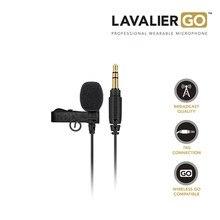 Rode – Microphone Lavalier Go Original, enregistrement vocal pour Lavalier go Canon Nikon SONY DSLR DV