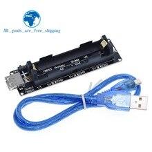 ESP32 ESP32S Für Wemos Für Raspberry Pi 18650 Batterie Ladung Schild Bord V3 Micro USB Port Typ-EINE USB 0,5 EINE Für Arduino Ladung