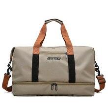 Travel-Bags Messenger-Bag Storage Weekend Crossbody Voyage Large-Capacity Waterproof