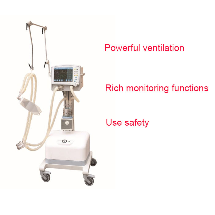 Medical ventilator Coronavirus patient therapy ventilator SH300 SARS-CoV Therapy device Corona virus title=