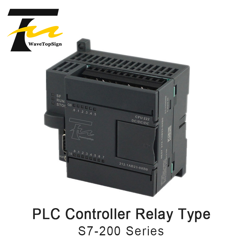 Compatible With Siemens WaveTopSign PLC S7-200 CPU224xp With Analog Controller Industrial Control Board Domestic PLC