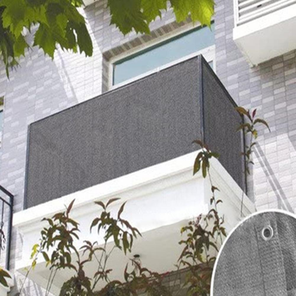 balcony fence cover garden shade yard vue awning fence privacy screen cover for backyard deck patio balcony porch fence