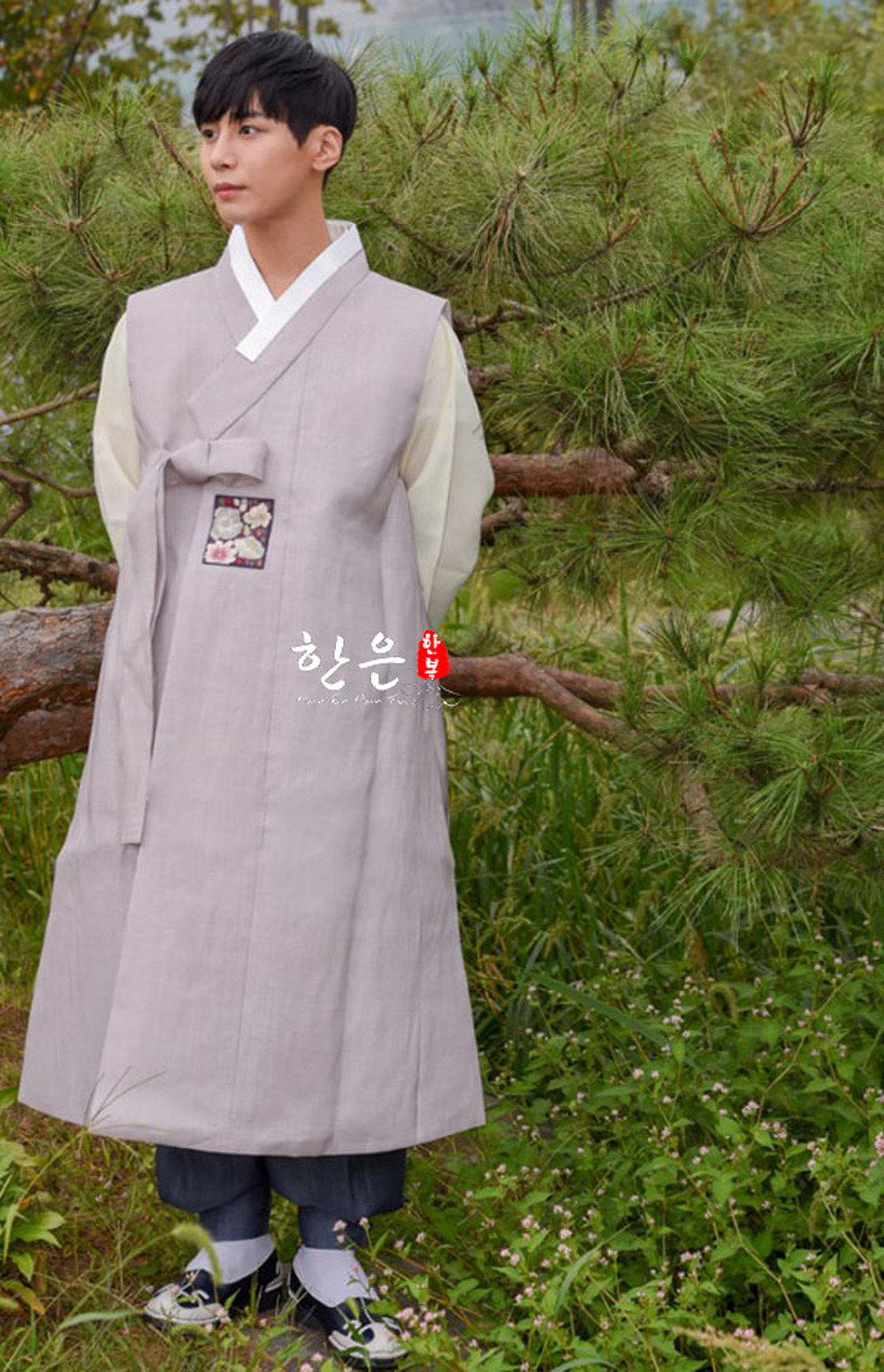 South Korea Imported Fabrics/men's Korean Clothing/men's Rich Family Korean Clothing/wedding Upscale Korean Clothing