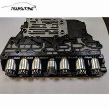 6t40 6t45 unidade de controle eletrônico tcu transmissão automática tcm 24256797 24256525 24256523 para buick opel chevolet saab