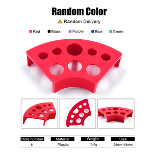 Image 5 - 6/7/8 Holes Pigment Container Stand Tattoo Accessories Supplies tattoo Permanent makeup Ink Cup Holder IBCH024