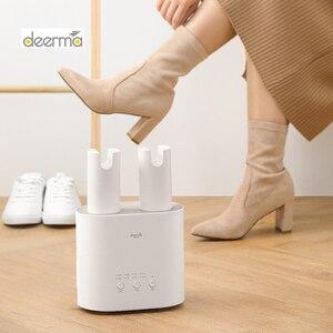 Image 3 - Original Deerma HX10 Intelligent Multi Function Retractable Shoe Dryer Multi effect Sterilization U shape Air Out