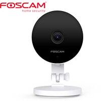 Foscam c2m 1080p 2mp dupla band wi fi câmera ip de segurança em casa áudio bidirecional com detecção humana de ia
