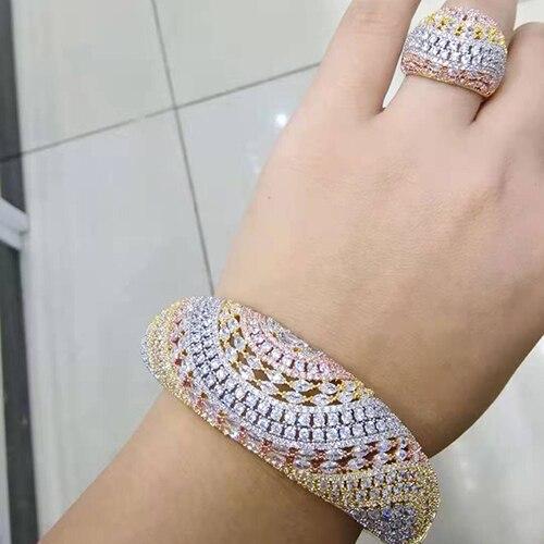 GODKI African Bangle Ring...