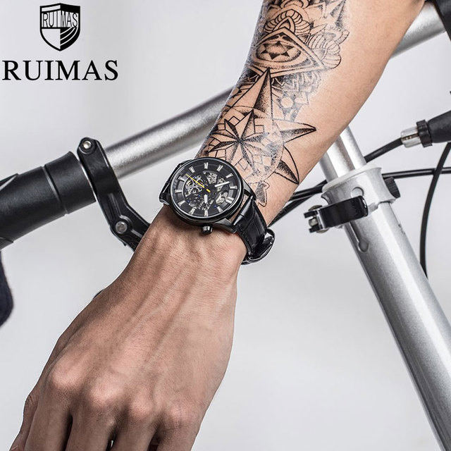 Men's Watches Top Brand Luxury Business Automatic