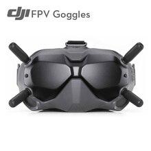 Оригинальные очки виртуальной реальности DJI FPV Для перекрестной машины Дрон Дальняя передача, и сильные анти-помехи