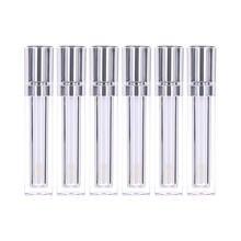 Cosmetic-Container Gloss-Tubes Lipstick Sample Empty Transparent Mini 8ml 1pc Pe