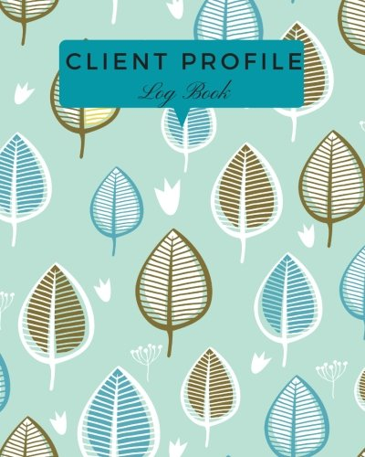 Client Profile Log Book: Blue Customer Appointment Management System