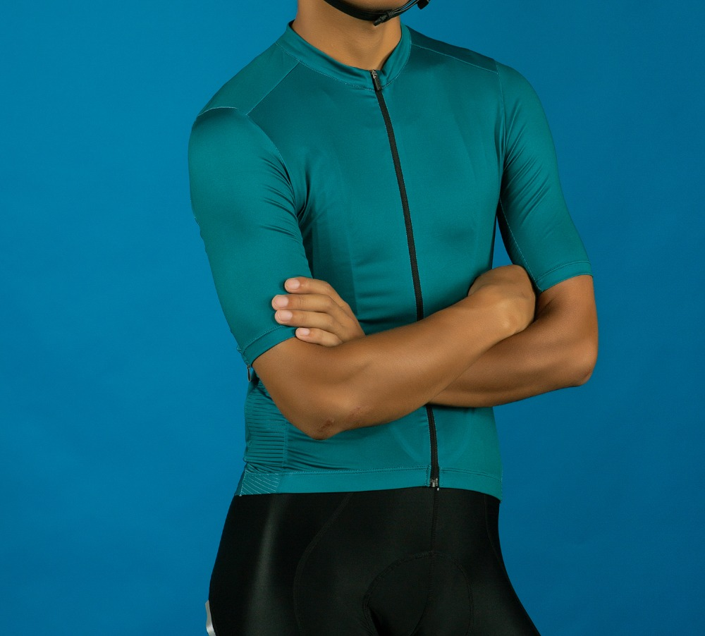 Cycling-Jerseys SPEXCEL Training Dark-Green Short-Sleeve Racing Pro for And Cool Shirt