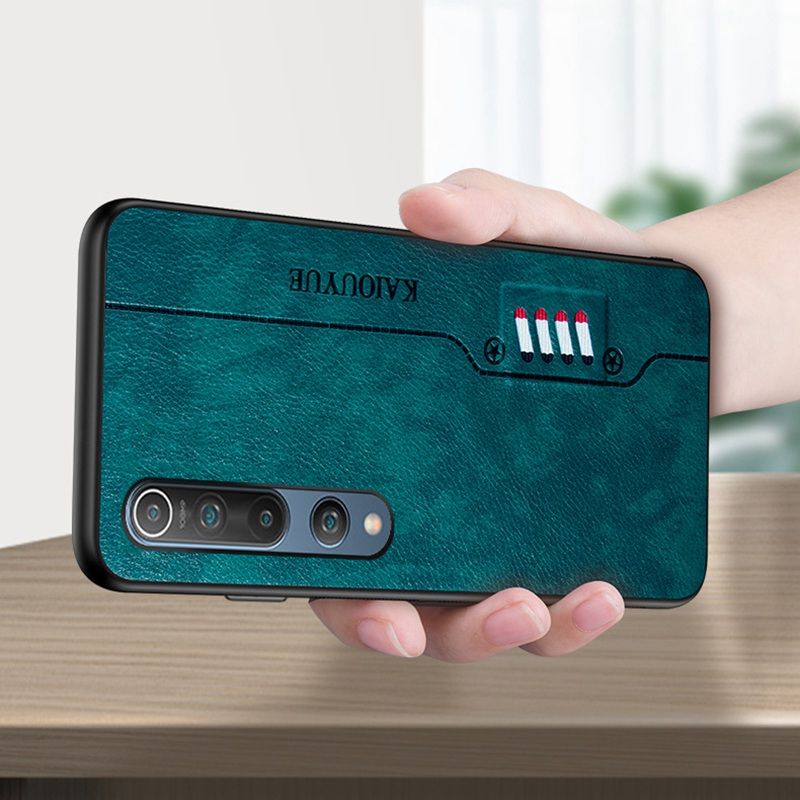Luxury PU Leather Phone Case For Xiaomi Mi 9 Lite 9T 10 Pro A3 Poco F2 Pro Redmi K20 K30 Note 9s 7 8 9 Pro Max Cover Case Coque