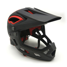 Bicycle Helmet Trainer Downhill Full-Face Mountain-Safety Adults DH MTB Racing Flip-Up