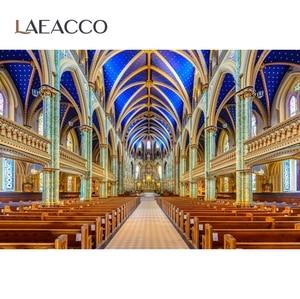 Image 4 - Laeacco خلفية للتصوير الفوتوغرافي لاستوديوهات الصور ، خلفية رائعة للقصر الملكي ، السلالم ، للتصوير الفوتوغرافي