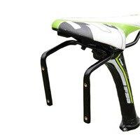 Aleación de aluminio bicicleta doble soporte de botella de agua enchufe de transición triatlón bicicletas acuosas de dos tazas soporte de equitación al aire libre|  -