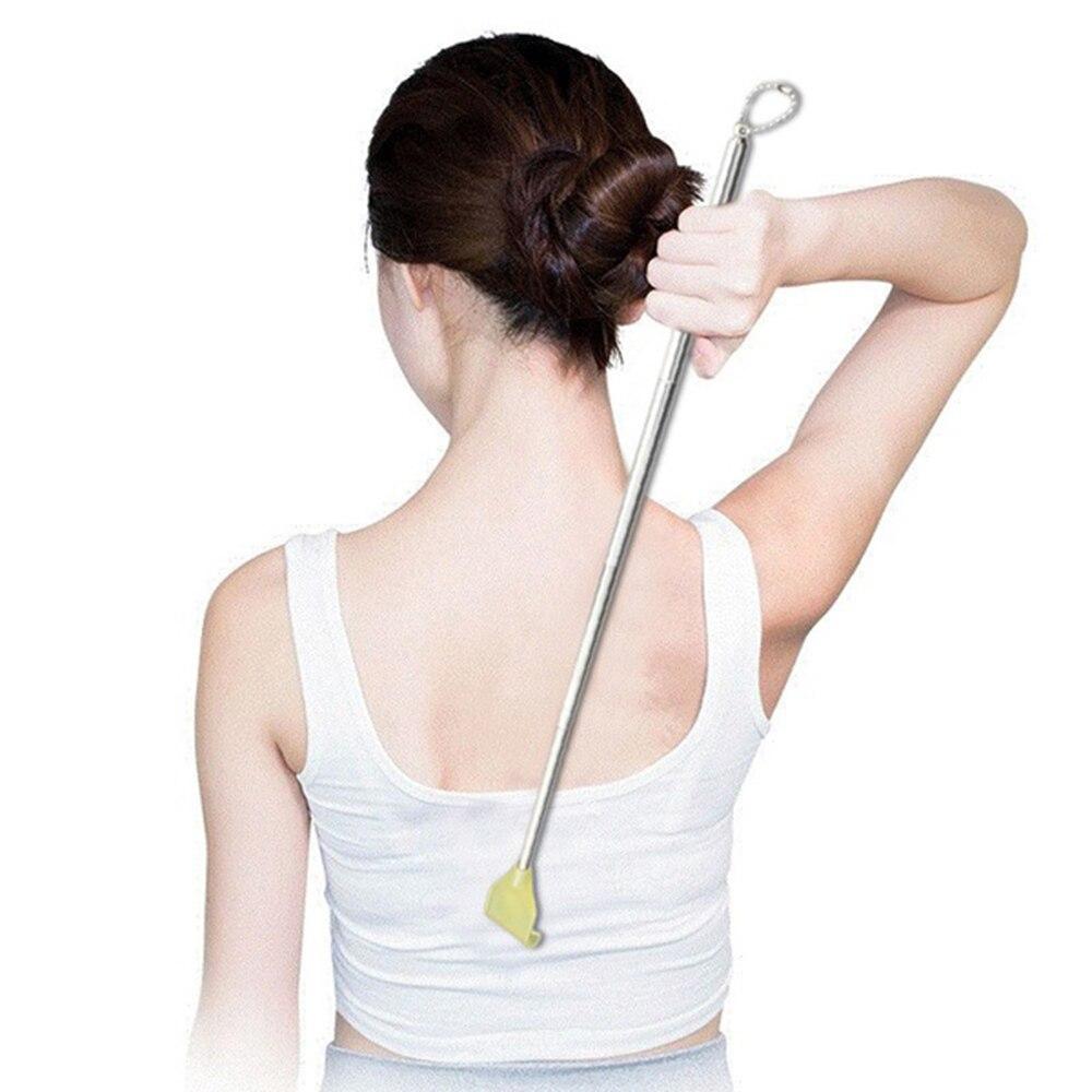Back Scratcher Telescopic Scratching Back scratcher Massager Back Scraper Extendable Telescoping Itch Simple Health Products| |   - AliExpress