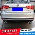 Для Volkswagen J etta бампер диффузор спойлер 2016-2018 для Sagitar ABS задний спойлер передний корпус комплект защитные бамперы