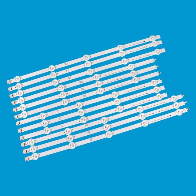 """94cm LED Backlight Lamp strip 9leds For LG 47""""TV 47LN540S 47LN519C 47LN613S 6916L 1174A 6916L 1175A 6916L 1176"""