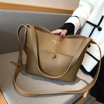 summer hipster shoulder bags 2020 popular handbag new fashion casual messenger wild girl clutch small bag lady candy color pouch Casual Bucket Women's Bag Popular New Style Shoulder Messenger Bag Fashion Handbag Clutch  ladies hand bags YUBAI