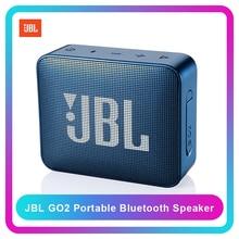 JBL GO2 Wireless Bluetooth Speaker IPX7 Waterproof Outdoor Portable Speakers Rechargeable Battery with Mic 3.5mm Port Sport Go 2