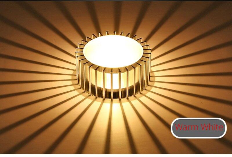 Ha5bdc457e05c48599db186cef85213e2l Modern LED Ceiling Light 3W  6W 9W 12W wall Sconce Art Gallery Decoration Front Balcony lamp Porch light corridors Light Fixture