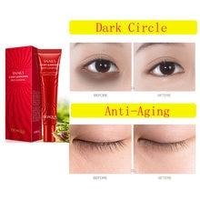 BIOAQUA Natural Red Ginseng Snail Moisturizer Eye Cream Hydrating eye Bag Dark Circles Anti Wrinkles  Anti-Puffiness Skin Care