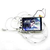 ESP32 Tm Muziek Albums 2.4 Inch Tft PCM5102A Sd Wifi Module Bluetooth Board QJY99-in Draadloze Module van Consumentenelektronica op
