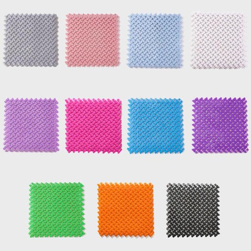 25*25cm Bathroom Anti-Skid Mat Plastic Floor Mat Kitchen Bathroom Carpet Toilet Bath Mat DIY Shower Bath Carpet Rug Door Mat 1